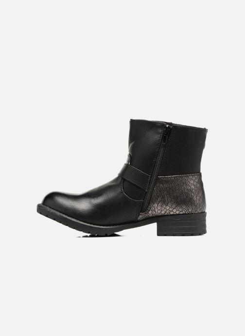 Bottines et boots Bullboxer Margota Noir vue face