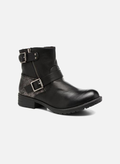 Bottines et boots Bullboxer Margota Noir vue détail/paire