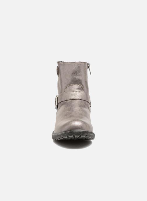 Bottines et boots Bullboxer Margota Argent vue portées chaussures