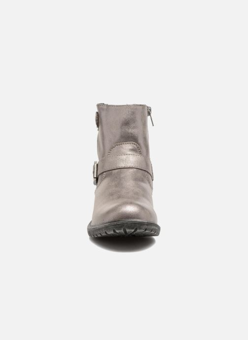 Ankle boots Bullboxer Margota Silver model view