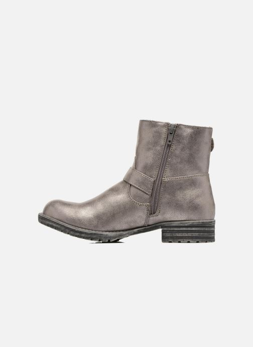 Ankle boots Bullboxer Margota Silver front view