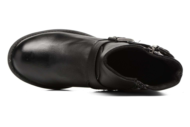 Bottines et boots Bullboxer Margota Noir vue gauche