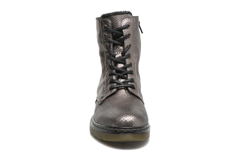 Bottines et boots Bullboxer Joanna Argent vue portées chaussures