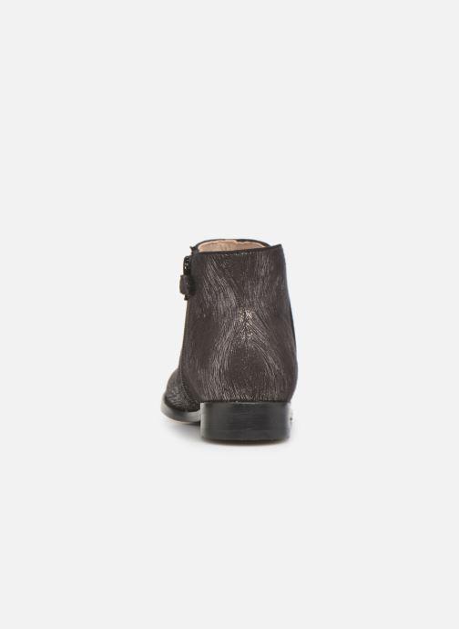 Bottines et boots Mellow Yellow Mnalana Gris vue droite