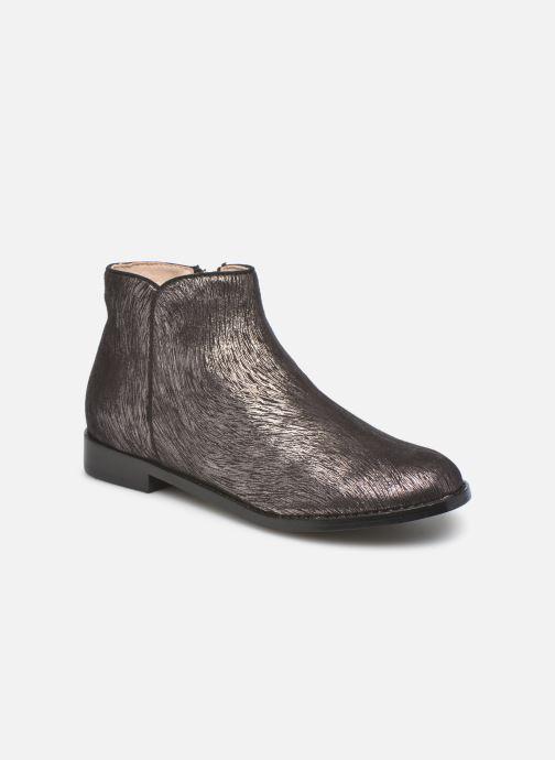 Bottines et boots Mellow Yellow Mnalana Gris vue détail/paire