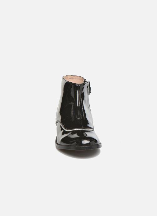 Bottines et boots Mellow Yellow Mnalbanil Noir vue portées chaussures