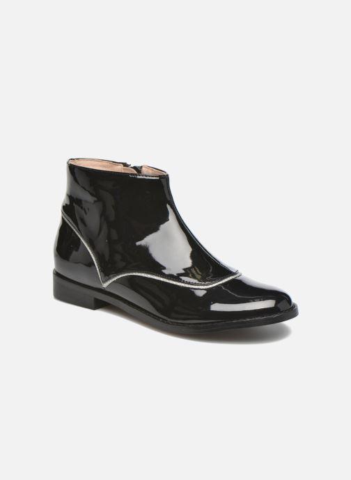 Bottines et boots Mellow Yellow Mnalbanil Noir vue détail/paire
