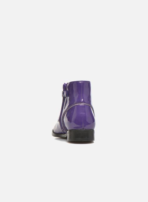 Bottines et boots Mellow Yellow Mnalbanil Violet vue droite