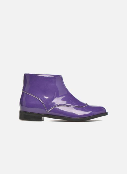 Bottines et boots Mellow Yellow Mnalbanil Violet vue derrière