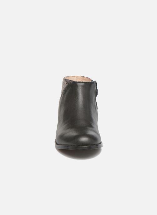 Bottines et boots Mellow Yellow Mnalma Noir vue portées chaussures