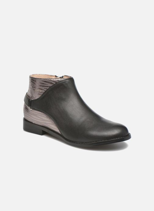 Bottines et boots Mellow Yellow Mnalma Noir vue détail/paire