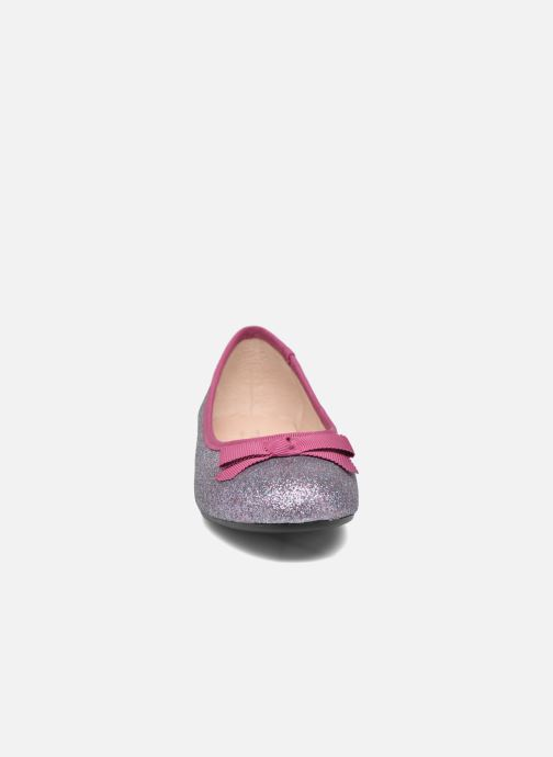 Ballerines Mellow Yellow Mnalte Rose vue portées chaussures