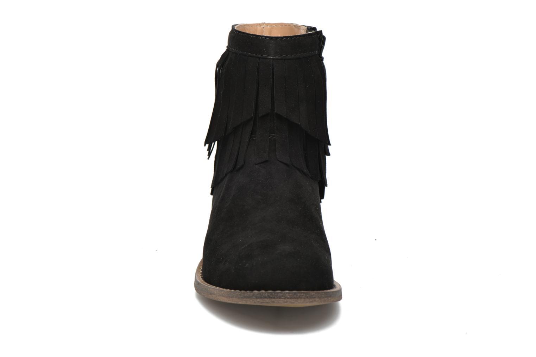 Bottines et boots Mellow Yellow Mnarabel Noir vue portées chaussures