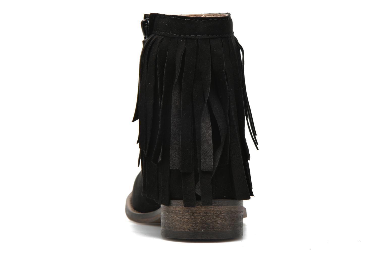 Bottines et boots Mellow Yellow Mnarabel Noir vue droite
