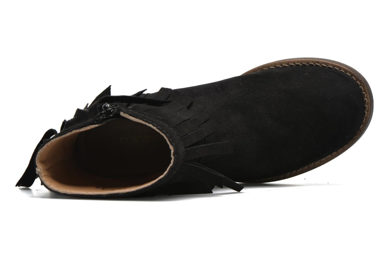 Bottines et boots Mellow Yellow Mnarabel Noir vue gauche