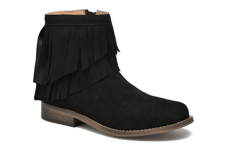 Bottines et boots Mellow Yellow Mnarabel Noir vue détail/paire