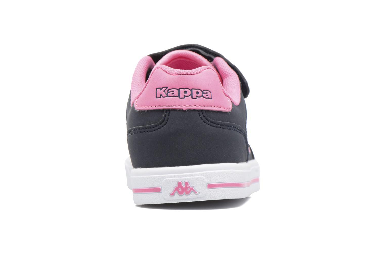 Baskets Kappa Virgaho Bleu vue droite