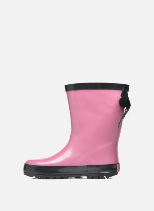 Botas Be only Lalie Rosa vista de frente