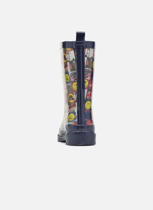Bottes Be Only Smiley London Multicolore vue droite