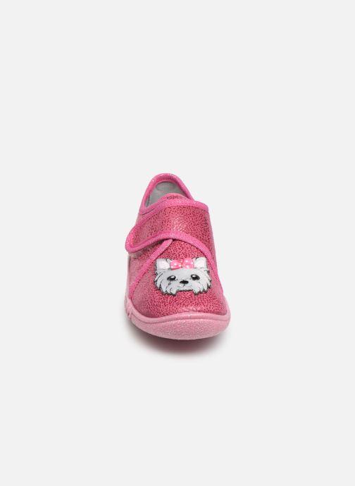 Hjemmesko Superfit Belinda Pink se skoene på