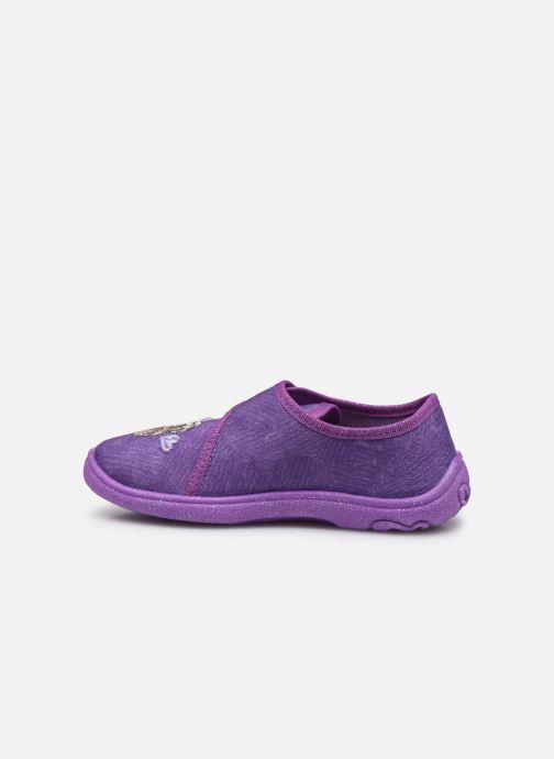 Pantofole Superfit Belinda Viola immagine frontale
