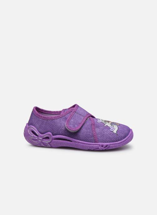 Pantofole Superfit Belinda Viola immagine posteriore