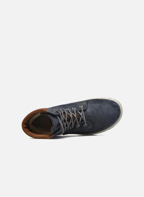 Stiefeletten & Boots Superfit Tedd blau ansicht von links