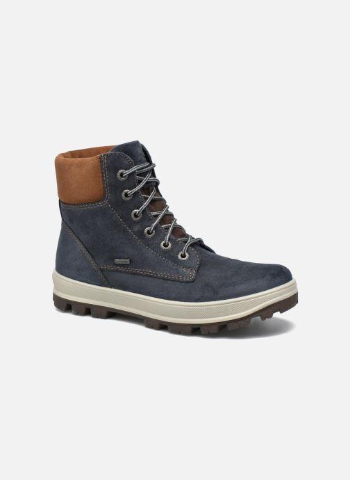 Bottines et boots Superfit Tedd Bleu vue détail/paire
