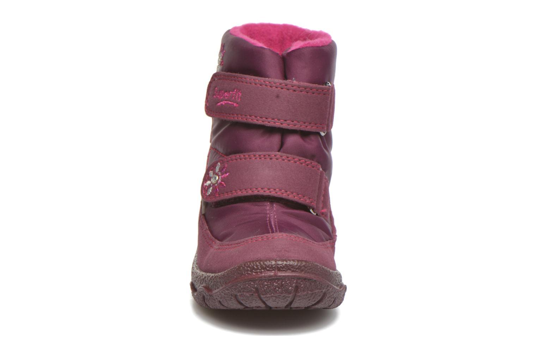 Bottines et boots Superfit Fairy Rose vue portées chaussures