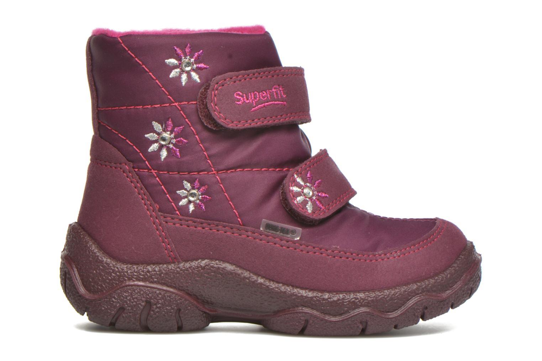 Bottines et boots Superfit Fairy Rose vue derrière