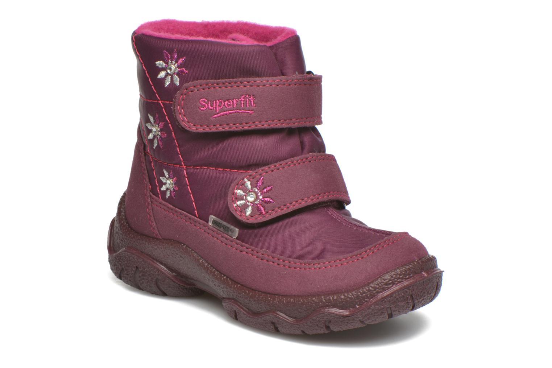 Bottines et boots Superfit Fairy Rose vue détail/paire