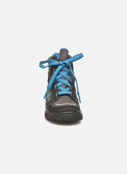 Bottines et boots Superfit Husky2 Gris vue portées chaussures