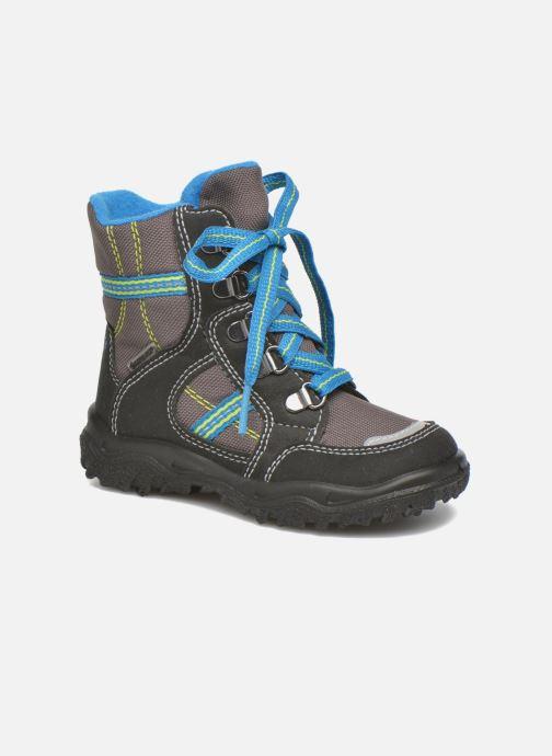 Bottines et boots Superfit Husky2 Gris vue détail/paire