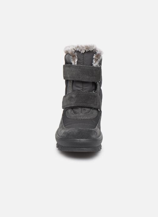 Stiefeletten & Boots Superfit Flavia grau schuhe getragen
