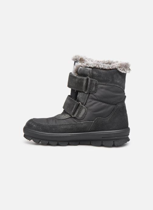 Stiefeletten & Boots Superfit Flavia grau ansicht von vorne