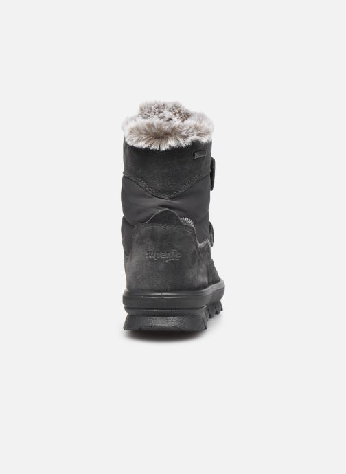 Stiefeletten & Boots Superfit Flavia grau ansicht von rechts
