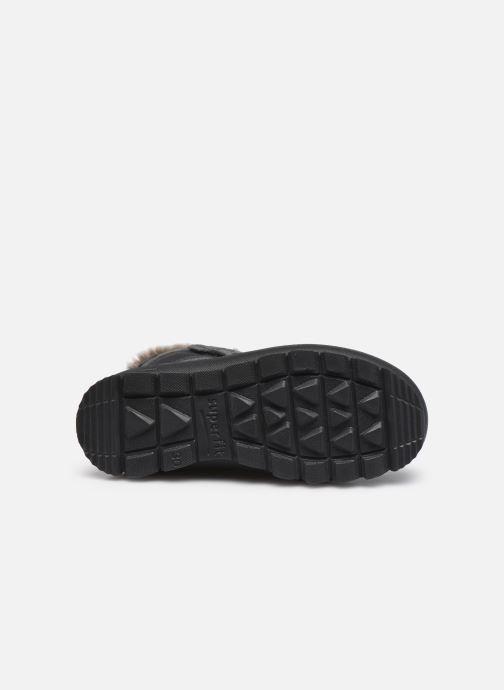 Stiefeletten & Boots Superfit Flavia grau ansicht von oben