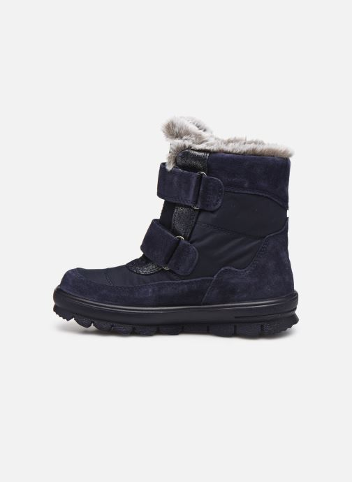 Stiefeletten & Boots Superfit Flavia blau ansicht von vorne