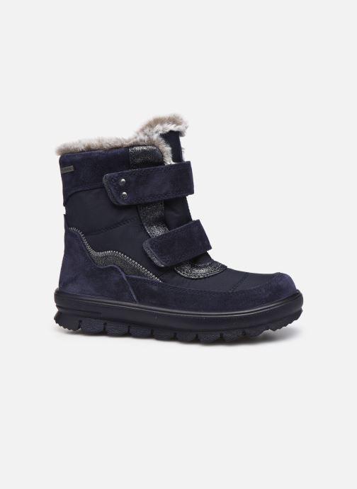 Stiefeletten & Boots Superfit Flavia blau ansicht von hinten