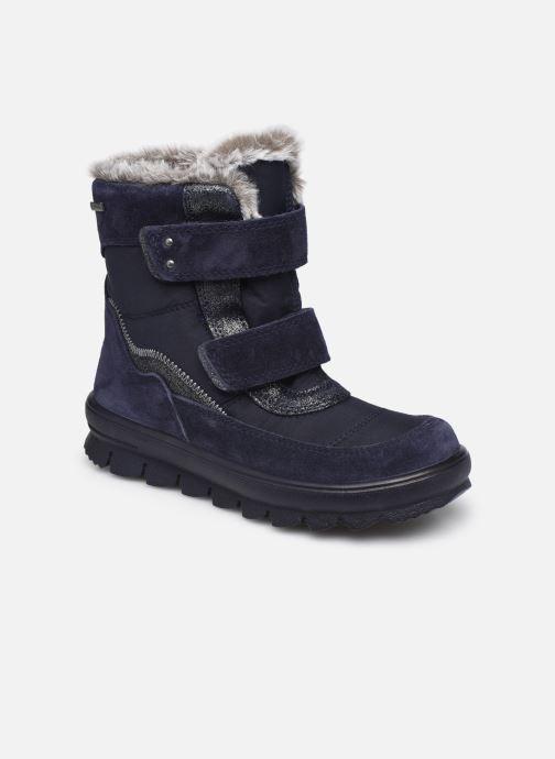 Stiefeletten & Boots Superfit Flavia blau detaillierte ansicht/modell