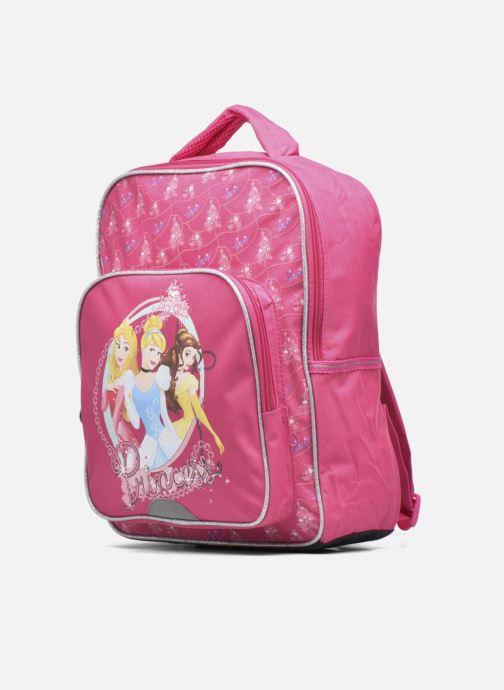 Bandoleras y Colegio Disney PRINCESSES - BACKPACK 35 CM Rosa vista del modelo
