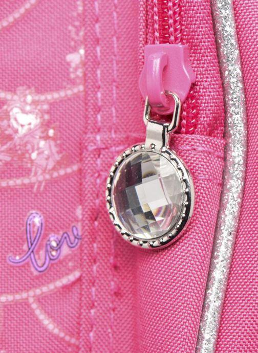 Scolaire Disney PRINCESSES - BACKPACK 35 CM Rose vue gauche