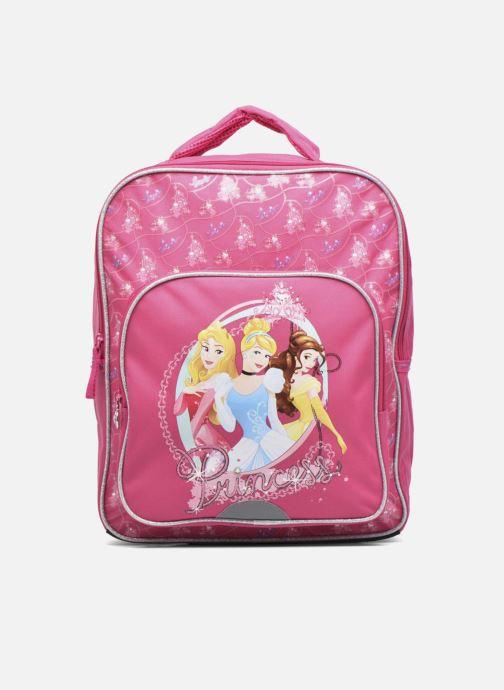 Scolaire Disney PRINCESSES - BACKPACK 35 CM Rose vue détail/paire
