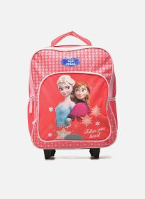 Skoletasker Tasker FROZEN CORAL - BACKPACK TROLLEY