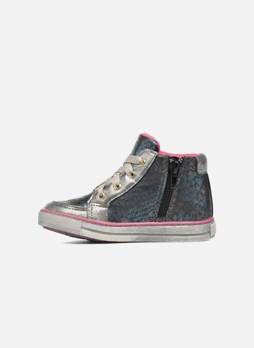 Sneakers NA! Rimel Sølv se forfra