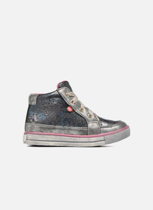 Sneakers NA! Rimel Sølv se bagfra