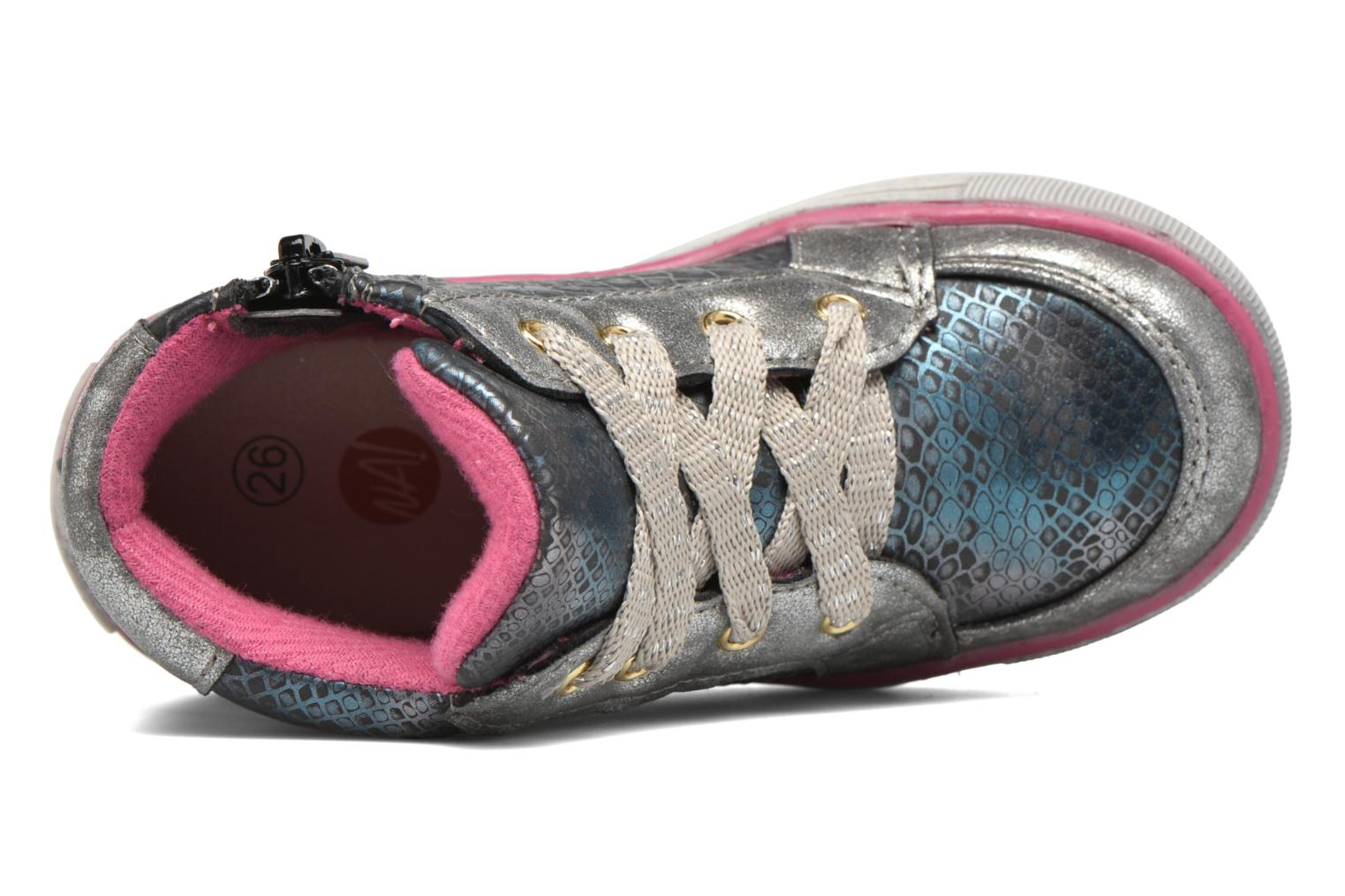 Sneakers NA! Rimel Argento immagine sinistra