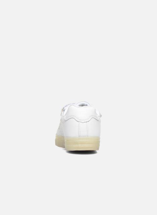 Baskets Beppi Beps Light Blanc vue droite