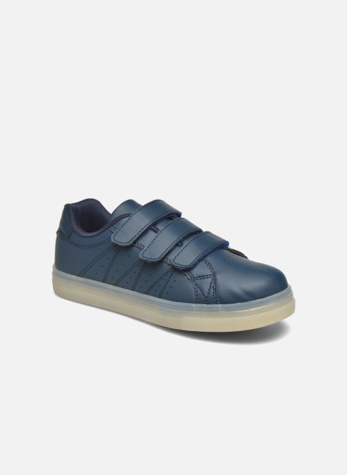 Baskets Beppi Beps Light Bleu vue détail/paire