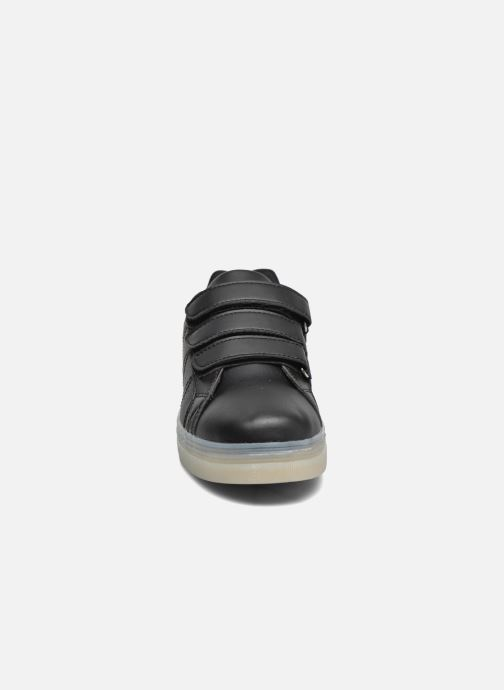 Baskets Beppi Beps Light Noir vue portées chaussures